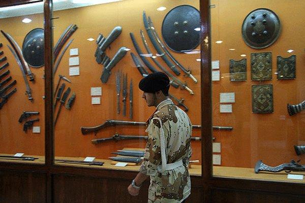 المتحف العسكري مجمع سعد آباد الثقافي التاريخي