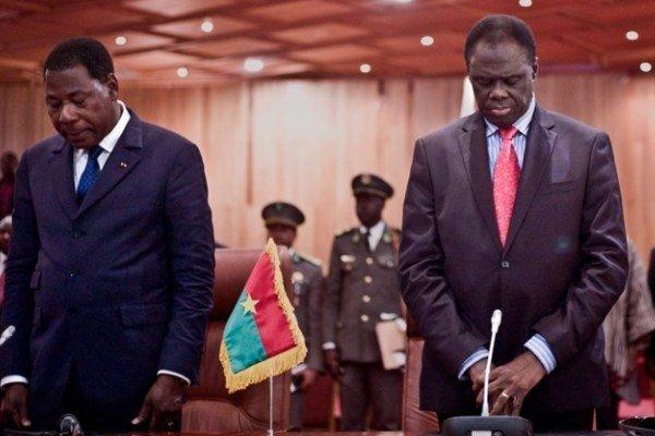 درگذشت رئیس پارلمان بورکینافاسو در پاریس