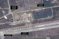 وصول 15 طائرة شحن روسية الى اللاذقية في اسبوعين