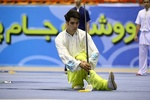 ووشوی ایران همچنان پشت دیوار چین/ مقامهای تکراری در سالی که گذشت