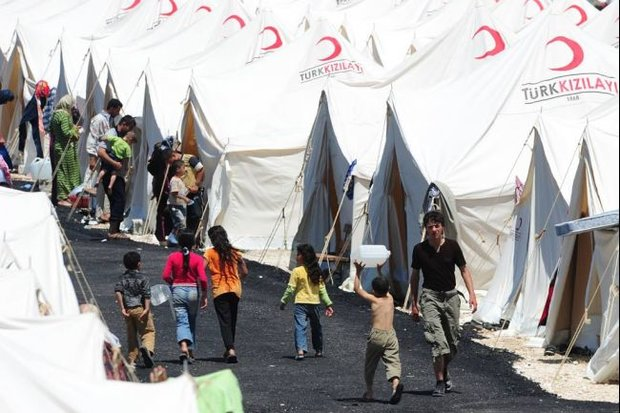 Turkey proposed a wall to ward off refugees