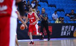 جواد داوری - بسکتبال
