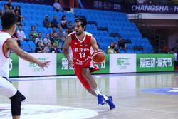 بسکتبال - محمد جمشیدی