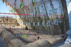 نمایشگاه دفاع مقدس در خراسان شمالی