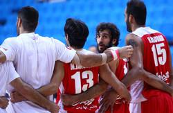 تیم ملی بسکتبال - صمد نیکخواه بهرامی