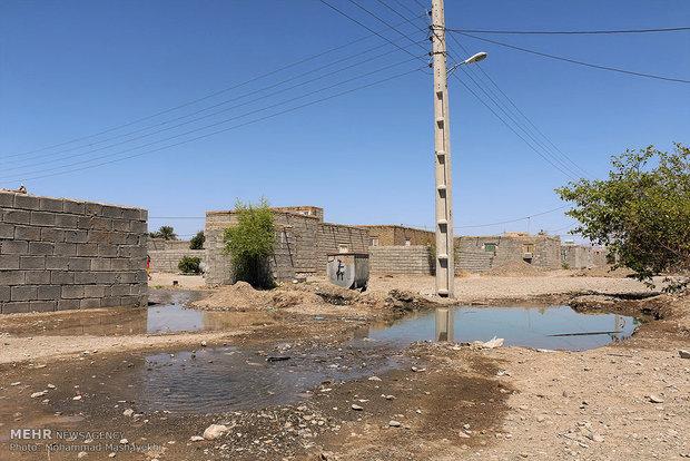 هدر رفت آب شرب روستایی در استان زنجان ۴۳ درصد است