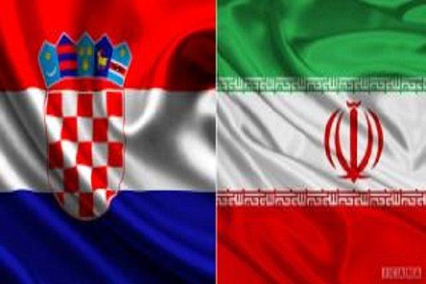 ایران کرواسی