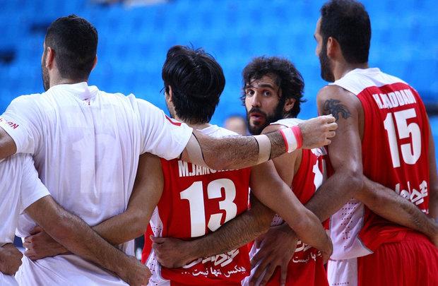 نیکخواه بهرامی و١٤ بازیکن دیگر به اردوی تیم ملی بسکتبال دعوت شدند