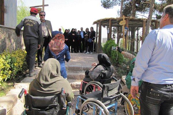 اولین دوره آموزشی الزامات گردشگری معلولان در گرگان برگزار می شود