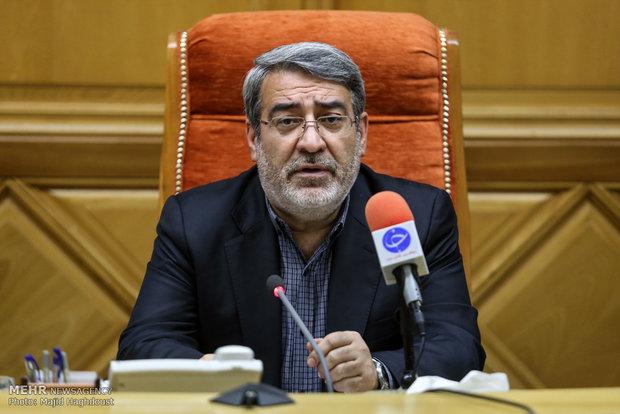 وزير الداخلية يتوقع منافسة قوية في الانتخابات المقبل