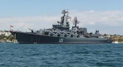 Russia reinforces naval flotilla near Syria