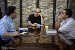 گفتگو با یاسین حجازی نویسنده کتاب قاف
