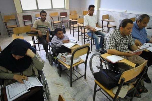 آمادگی وزارت علوم برای تقویت و ارتقای منابع آموزشی معلولان
