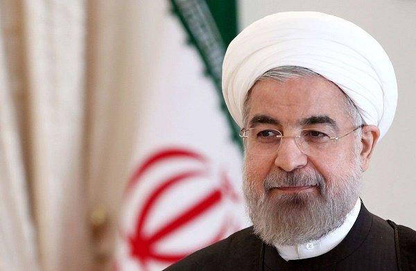 روحاني : العلاقات بين ايران والاتحاد الاوروبي ستنمو باضطراد