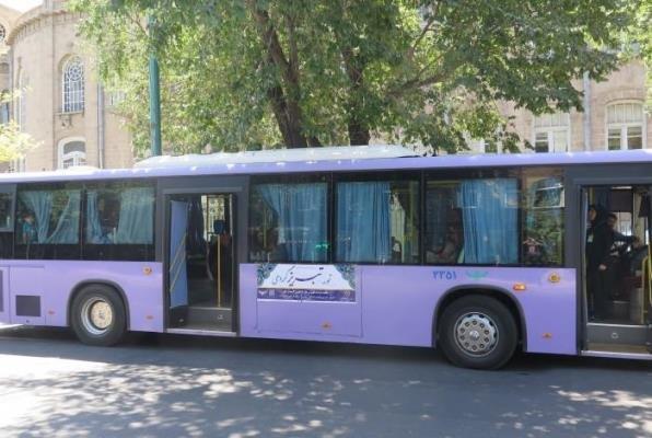 اتوبوس های تبریزگردی
