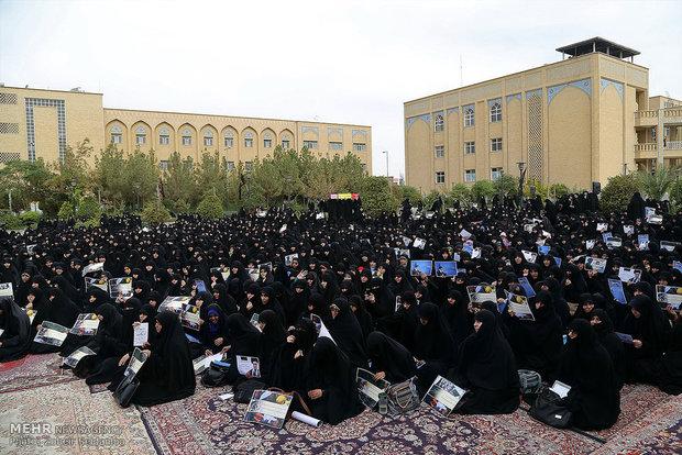 جامعة الزهرا قم (حوزۀ علمیۀ خواهران)