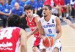 تیم ملی بسکتبال مقابل سوریه پیروز شد