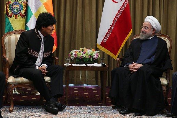 Amerika'nın tehdidine rağmen Tahran'a geldim