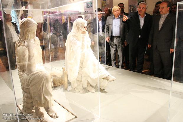 Penelope statue unveiled