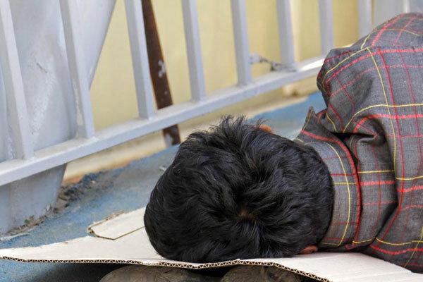 منم یک کارتن خواب
