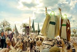 جشن ولایت و بازسازی واقعه غدیر در ویژه برنامه «ترنم غدیر»