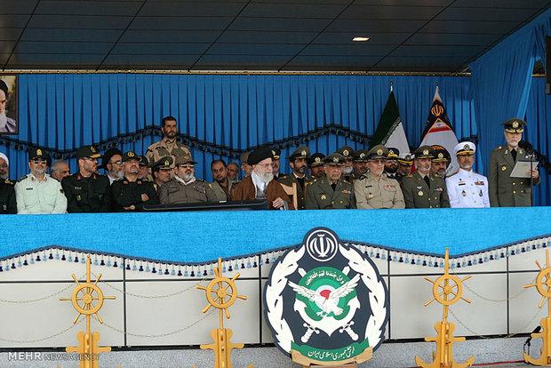 مراسم مشترک دانش آموختگی، تحلیف و اعطای سردوشی دانشجویان دانشگاههای افسری ارتش