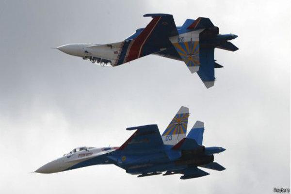"""الحرب الاستراتيجية الروسية على """"داعش"""""""
