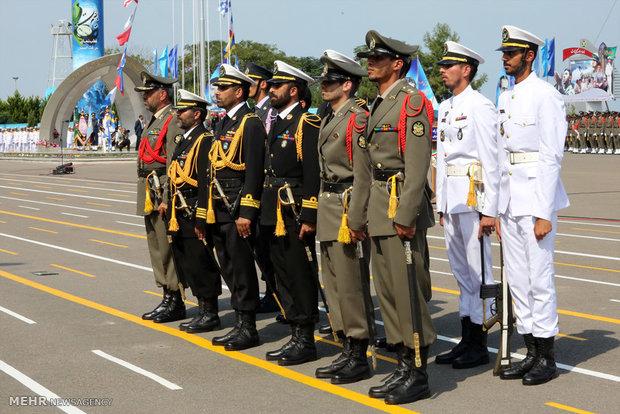 Leader attends cadet grad. ceremony in Nowshahr