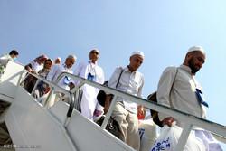 بازگشت حجاج بیت الله الحرام به گرگان