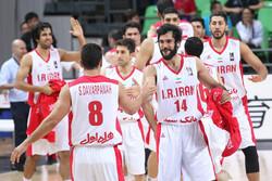 تصفيات كأس العالم لكرة السلة: ايران في المجموعة الرابعة مع كازاخستان وقطر والعراق