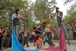 Marivan street theatre festival wraps up