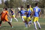 پیروزی تیم ایران مقابل کویت در نیمه نخست
