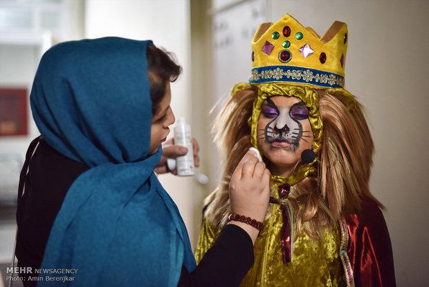 اُپرا كودك كليله و دمنه در شیراز
