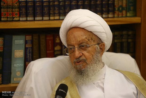 آية الله مكارم شيرازي يدعو علماء المسلمين لدراسة أسباب كارثة مشعر منى