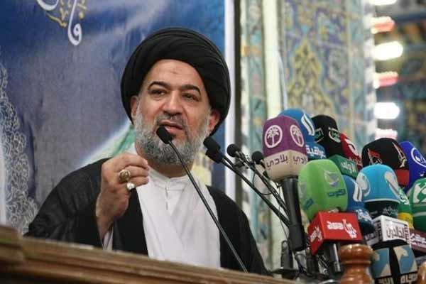 المرجعية تحمل الحكومة مسؤولية حماية سيادة العراق وتدعو دول الجوار الى احترام السيادة الوطنية