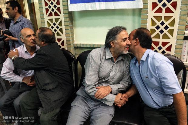 اقامه نماز عید سعید غدیر خم