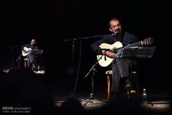 کنسرت سهیل نفیسی در شیراز