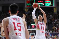 چین حریف تیم ملی بسکتبال ایران در فینال شد