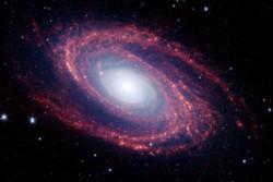 فیلم/ شبیه سازی کهکشان های فوق متراکم