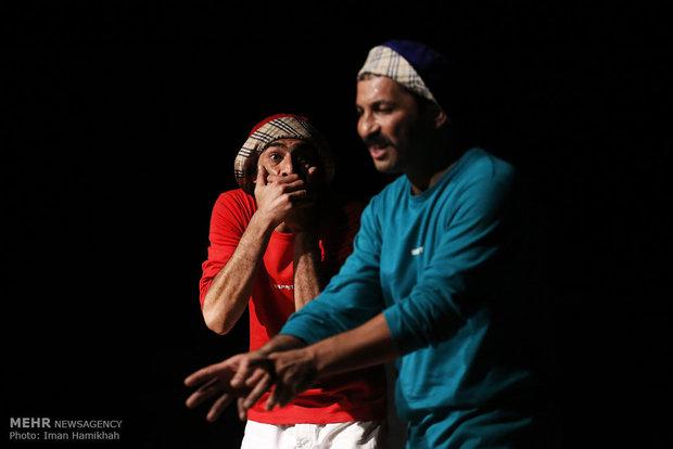 روز دوم جشنواره بین المللی تئاتر کودک و نوجوان