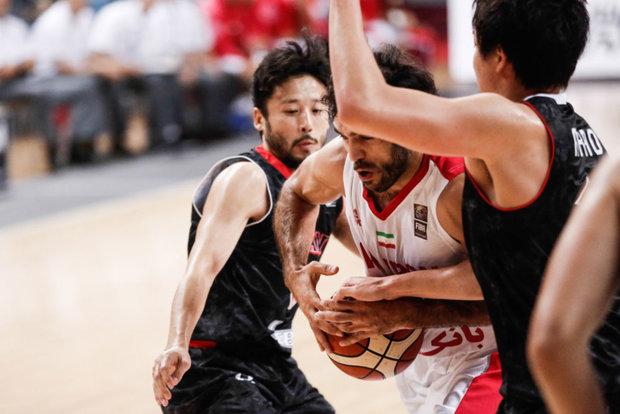 ايران تحرز  المركز الثالث في بطولة آسيا لكرة السلة