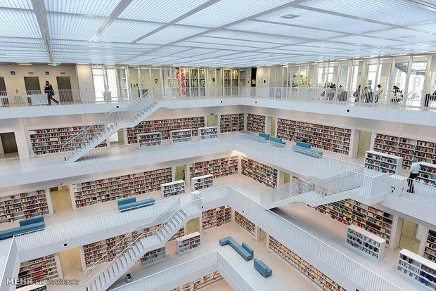 عظیم ترین کتابخانه های جهان