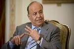 منصور هادی برخی وزرای کابینه مستعفی یمن را تغییر داد