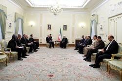 روحاني : ايران مستعدة للتعاون مع الاتحاد الاوروبي لمكافحة الارهاب