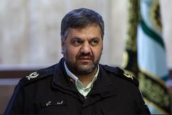 جهاز التحقيق الايراني يوسع مشاركة المرأة بين صفوفه