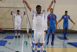 حاجصفی در تمرین تیم ملی حضور یافت/ ادامه برنامهها در سالن