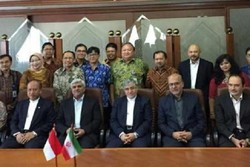Iran, Indonesia call for scientific coop.