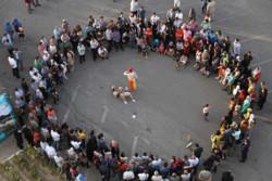 نقش «تئاتر خیابانی» در از بین بردن ابهامات پساکرونا