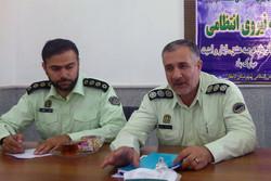 سرهنگ سید علیاکبر میری فرمانده انتظامی شهرستان دامغان
