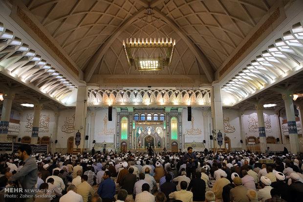 مراسم بزرگداشت مهاجران الی الله